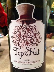 top hat cabernet