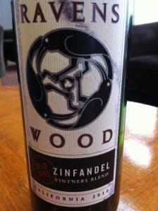 ravenswood old vine zin