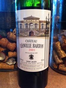 leoville barton 2001