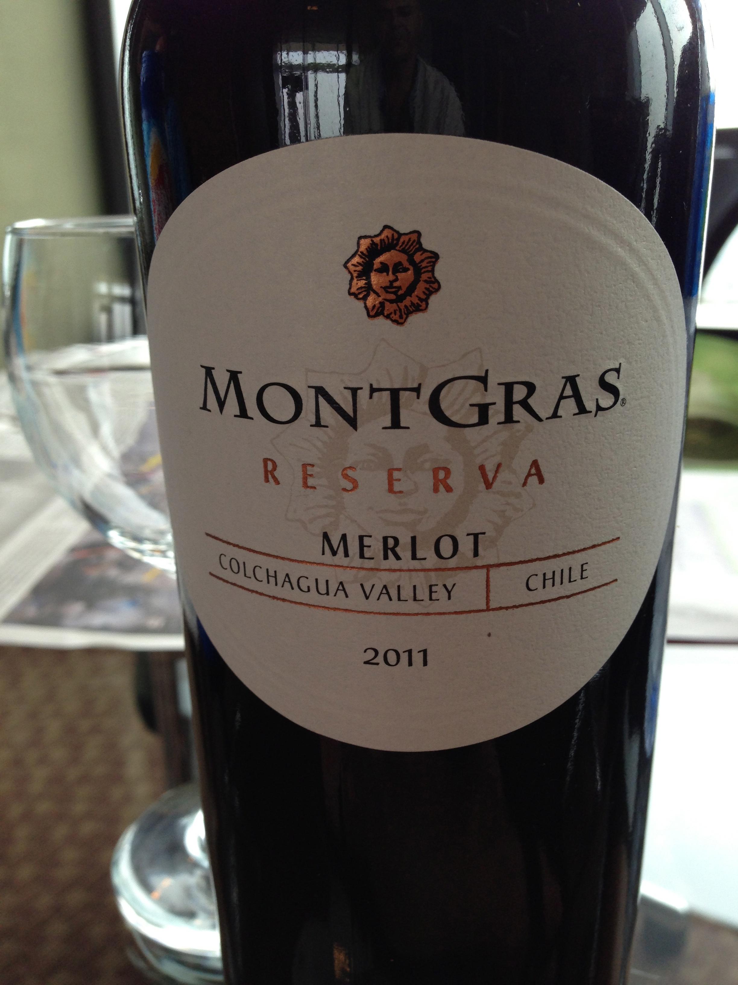 Kết quả hình ảnh cho montgras reserva merlot