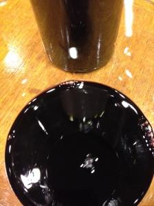 The Black Wine