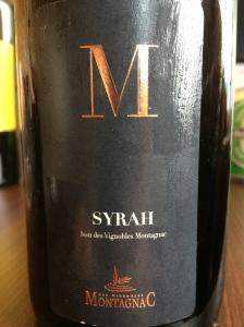 montagnac syrah