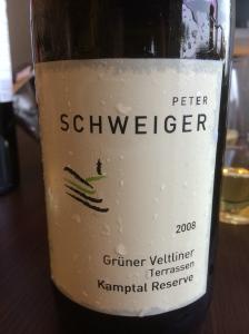 peter Schwieger gruner veltliner