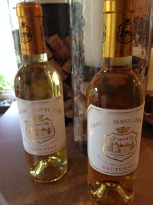The original lineup, 2010 and 2011 Doisy-Vedrines