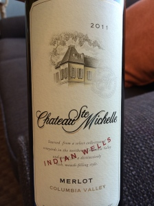 chateau ste michelle indian wells merlot