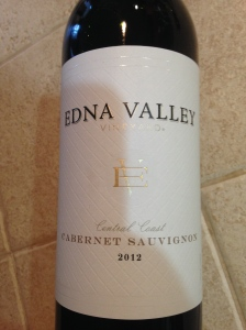 edna valley central coast cabernet sauvignon