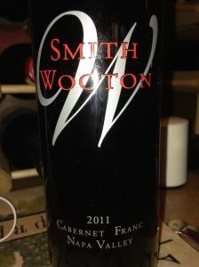 smith wooton cabernet franc
