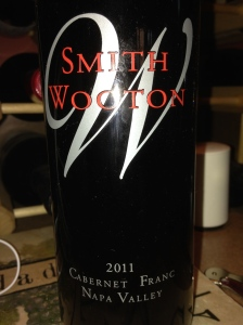 smith wooton cabernet franc