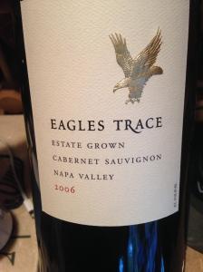 eagles trace cabernet sauvignon