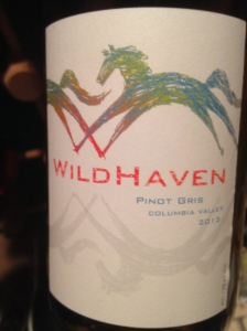 Wild Haven pinot gris