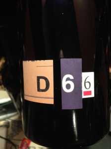 orin swift d66