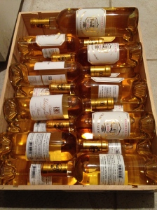 Neatly packaged Liquid Gold