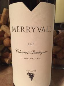merryvale cabernet sauvignon napa valley