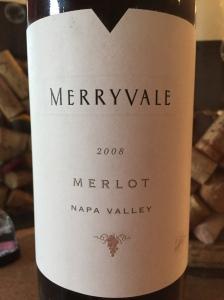 merryvale merlot napa valley