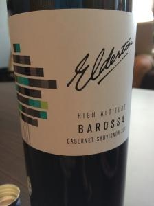 etlderton high altitude barossa cabernet sauvignon