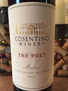 cosentino the poet