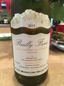 Gilles Blanchet Pouilly-Fume