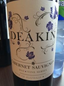 deakin estate cabernet sauvignon