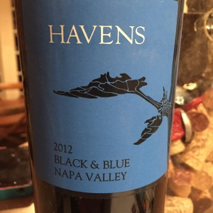 havens black and blue