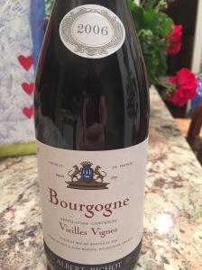 albert bichot bourgogne vielille vignes