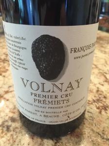 francois parent les fremiets volnay premier cru cote de beaune burgundy france
