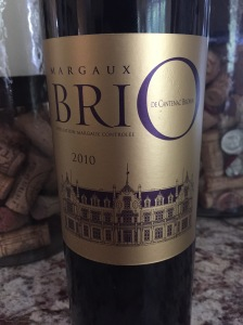 brio de cantina brown 2010
