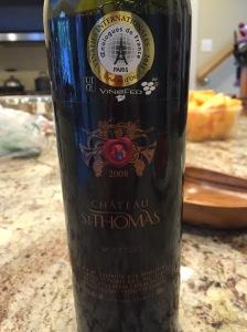 clos st. thomas wine