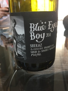 blue eyed boy shiraz