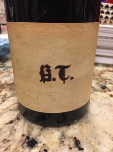 bastard tongue pinot noir