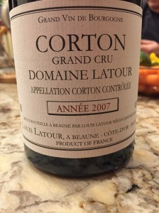 louis latour corton grand cru