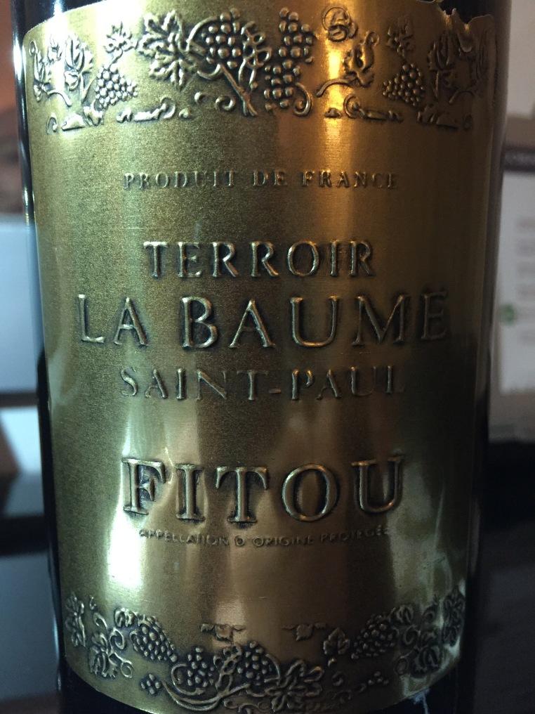 terror la baume saint paul fitou