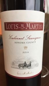 louise m. martini cabernet sauvignon sonoma