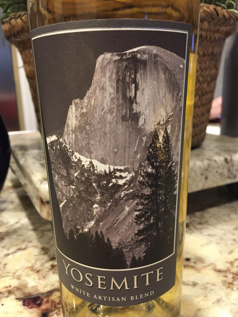 yosemite artisan white wine