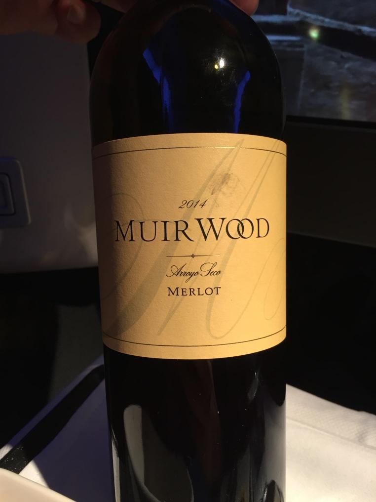 muir wood merlot