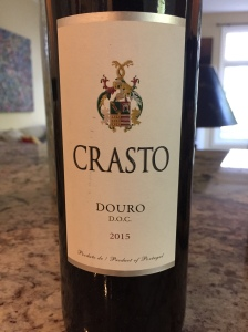 Quinta do Crasto 'Crasto', Douro, Portugal