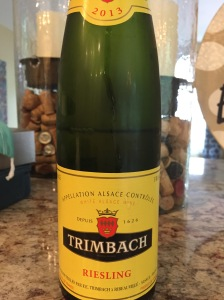 F E Trimbach Riesling, Alsace, France