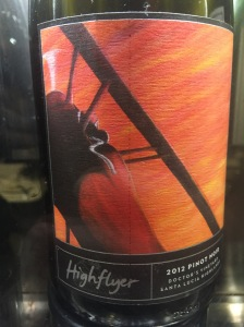 highflyer pinot noir