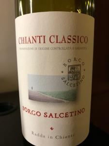 Borgo Salcetino Chianti Classico