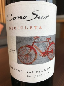 cons sur bicicleta cabernet sauvignon