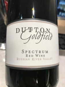 Dutton-Goldfield Spectrum Red