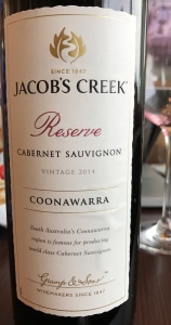 Jacob's Creek Reserve Cabernet Sauvignon