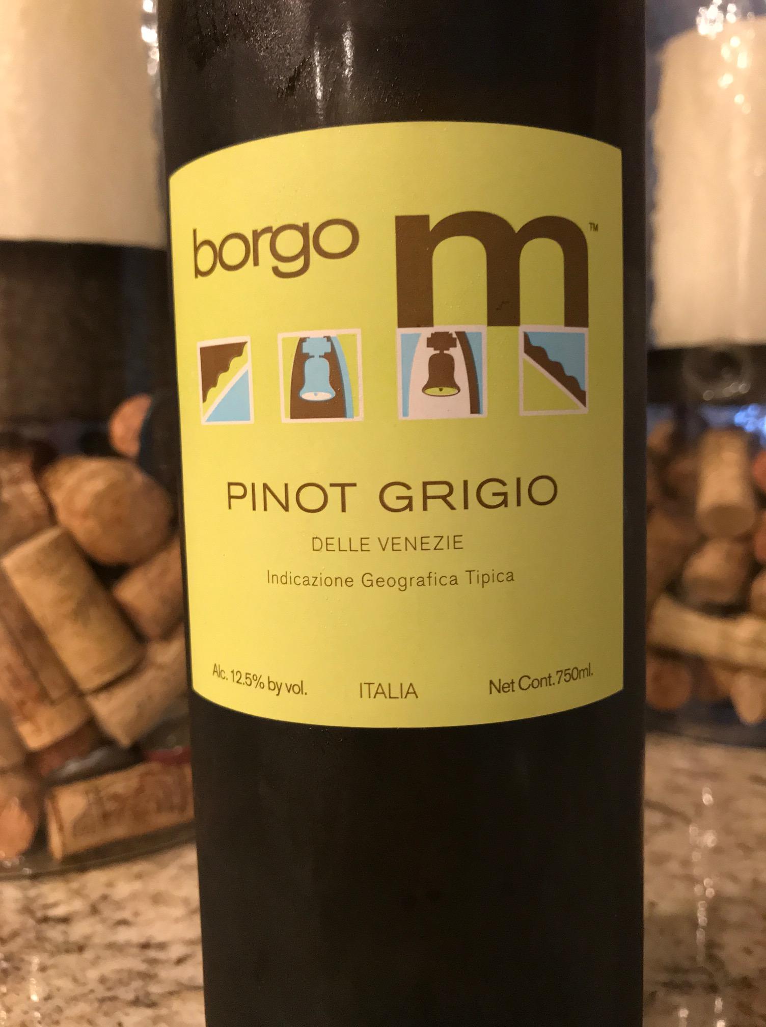 Grave del Friuli Pinot Grigio, Borgo Tesis, Fantinel